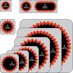 Латка камерная TIP TOP F1 (25 Ø) (упак. 100 шт.)