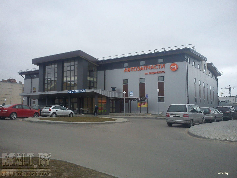 Купить запчасти в Минске на Лещинского, 14А