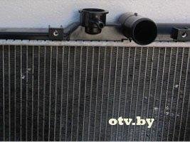 Бачок радиатора