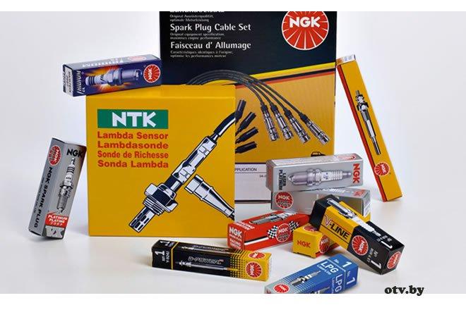 NGK, свечи зажигания, лямбда зонд, провода зажигания, свечи накала
