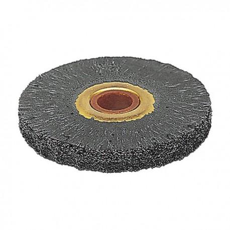 Щётка цилиндрическая в пластм. диаметр 50*7 мм