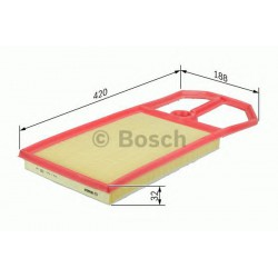 F026400019 Фильтр воздушный BOSCH