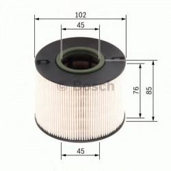 F026402015 Топливный фильтр BOSCH