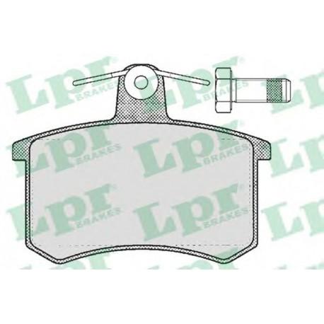 05P215 Дисковая тормозная колодка LPR