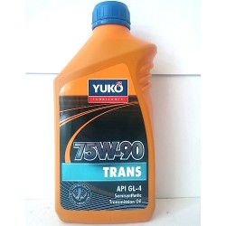 YUKO75W90-1L Масло моторное YUKOIL