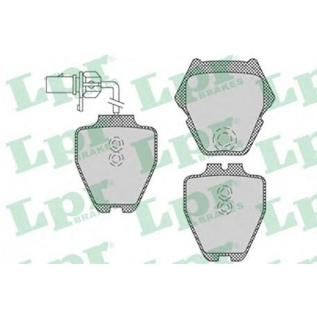 05P1121 Дисковая тормозная колодка LPR