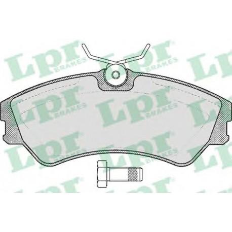 05P439 Дисковая тормозная колодка LPR