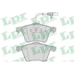05P982 Дисковая тормозная колодка LPR