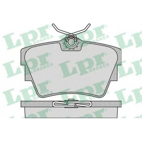 05P946 Дисковая тормозная колодка LPR