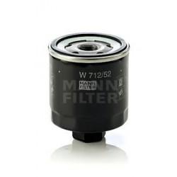 W712/52 Фильтр масляный MANN