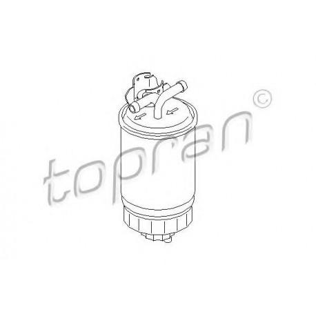 109243055 Топливный фильтр HANS PRIES