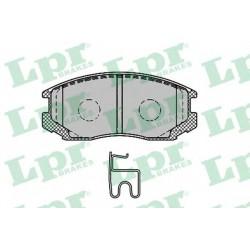 05P1427 Дисковая тормозная колодка LPR
