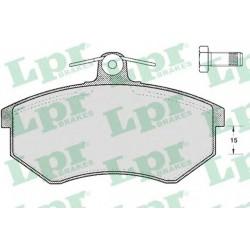 05P299 Дисковая тормозная колодка LPR