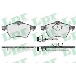 05P453 Дисковая тормозная колодка LPR