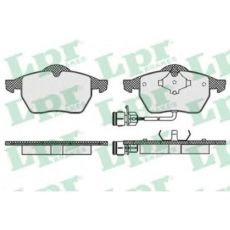 05P453  LPR Колодки тормозные  AUDI 100, A4