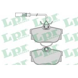 05P974 Дисковая тормозная колодка LPR