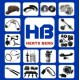 SA365505 Амортизатор HertsBerg