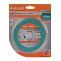 9020-04-125x22-WC Алмазный диск, влажная резка, непрерывный 125мм Sturm
