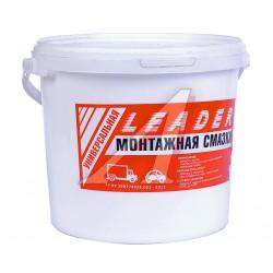 Паста монтажная Leader (белая) (5 кг.)