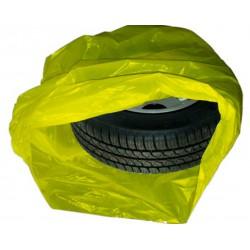 Пакеты для шин 20 мкм. (1,1*1,1) (упак. 100 шт.)