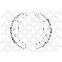 146101-SX Тормозные колодки Stellox